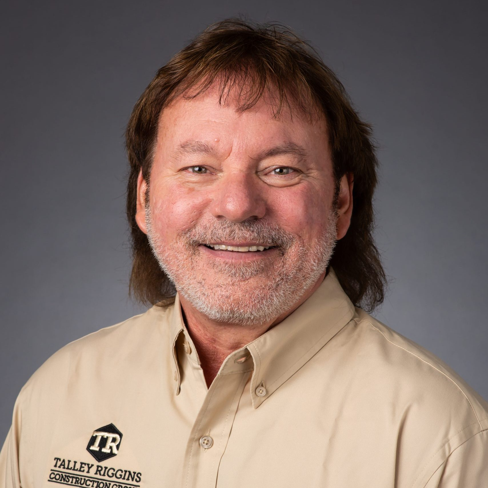 Larry Leaming, Project Superintendent